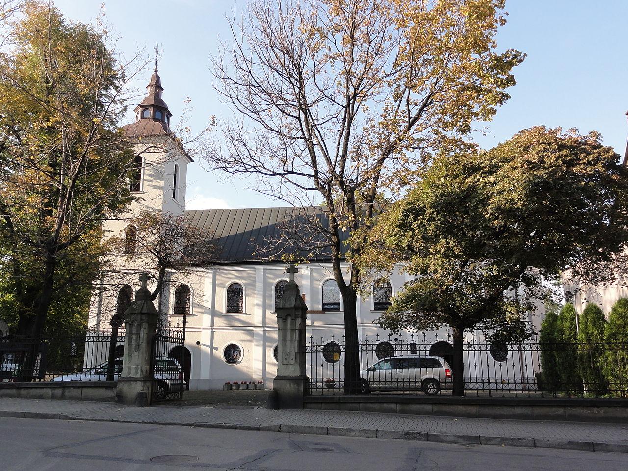 Kościół Świętej Trójcy w Bielsku-Białej