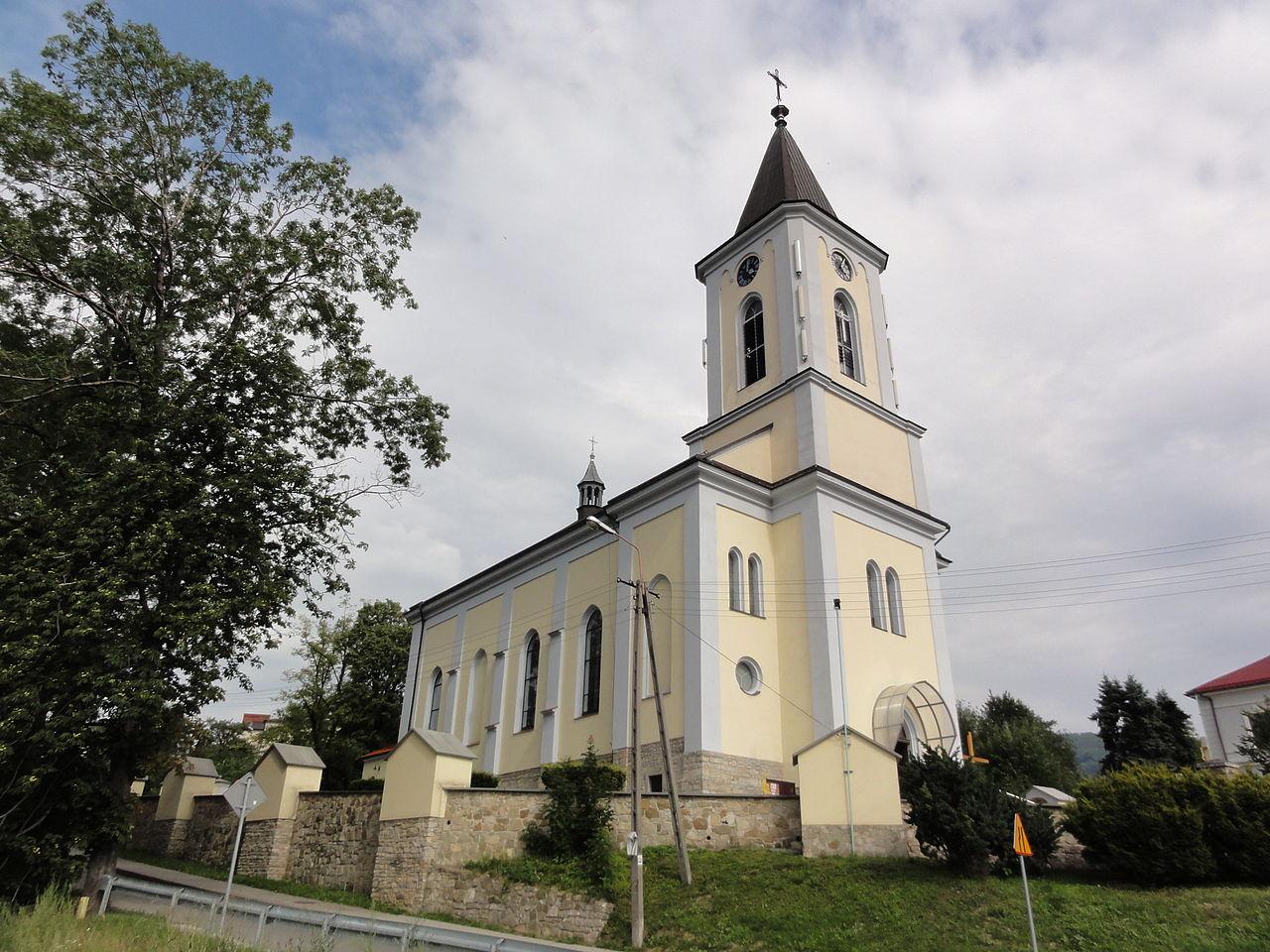 Kościół Narodzenia Najświętszej Maryi Panny w Bielsku-Białej