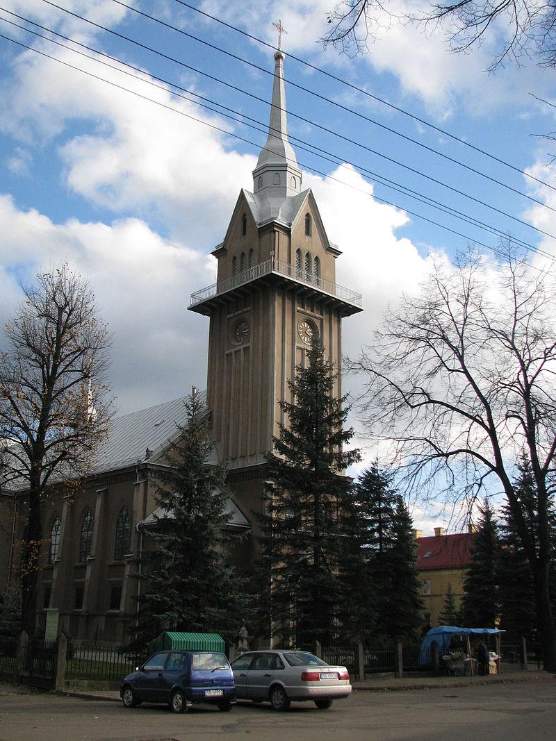 Kościół św. Jana Chrzciciela w Bielsku-Białej